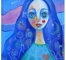Heal the world by Ciprian  Chirita