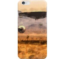 Area 51 Secrets by Raphael Terra iPhone Case/Skin