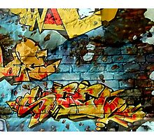 Wall Art 2 Photographic Print