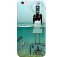 Nothing Is Real... iPhone Case/Skin