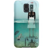 Nothing Is Real... Samsung Galaxy Case/Skin
