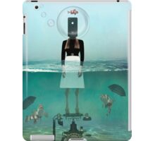 Nothing Is Real... iPad Case/Skin