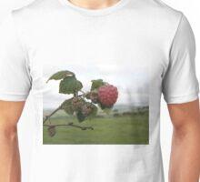 The 1st raspberry Unisex T-Shirt