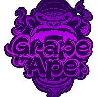 Grape ape by ronstamp