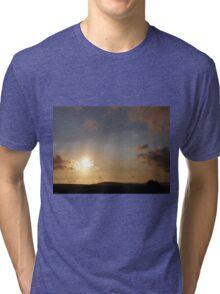 Grainin Dreams  Donegal Ireland Tri-blend T-Shirt