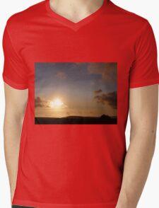 Grainin Dreams  Donegal Ireland Mens V-Neck T-Shirt