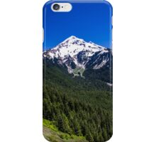 Mt Hood From Bald Mountain iPhone Case/Skin