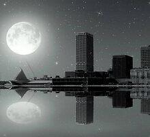 Downtown Milwaukee...Lake View ©  by Dawn M. Becker