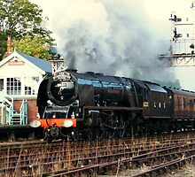 Duchess Of Sutherland by TREVOR34