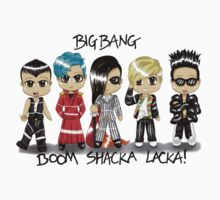 BIGBANG by Cloctor Creations