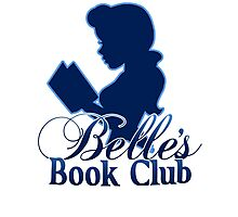 BELLES BOOK CLUB Photographic Print
