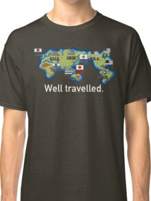 Well Travelled Classic T-Shirt