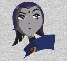 Teen Titans - Raven  Kids Tee