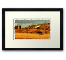 The Saucer of Andalucia by Raphael Terra Framed Print