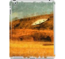 The Saucer of Andalucia by Raphael Terra iPad Case/Skin