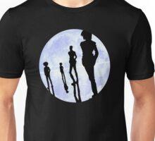 Hunter X Hunter Silhouettes Unisex T-Shirt