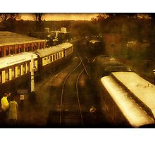 Blue Bell Railway-UK ©  Photographic Print