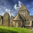 St. Annes Church Alderney by NeilAlderney