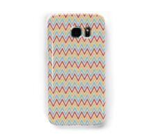 Rainbow Zigzag Samsung Galaxy Case/Skin