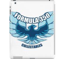 Formula350 collectibles iPad Case/Skin
