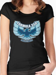 Formula350 collectibles Women's Fitted Scoop T-Shirt