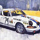 Porsche 911 Sebring 1970 Ralf Meaney by Yuriy Shevchuk