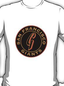 San Francisco Giants logo 1 T-Shirt