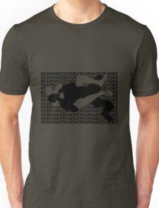 Jiu Jitsu MMA Rear Naked Choke Unisex T-Shirt