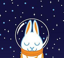 Bun Aldrin by fivergraphics