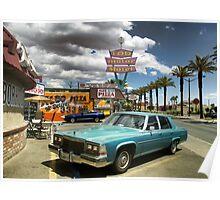 Las Vegas Motel Poster