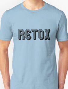 retox [inline] Unisex T-Shirt
