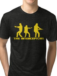The Interceptors - Top Gear Tri-blend T-Shirt