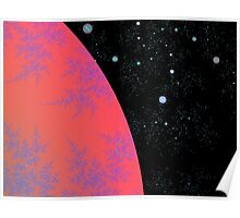 Planetary Convergence Poster