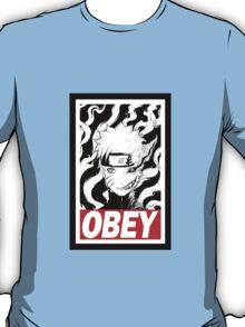 Naruto OBEY T-Shirt