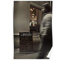 Melbourne's Laneways & Alleys 13 Poster