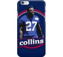 Landon Collins - New York Giants iPhone Case/Skin