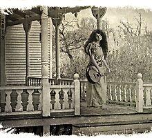 The Front Porch... by Karen  Helgesen