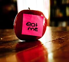 Eat Me  by Nina  Matthews Photography