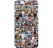 Shaytards - Shaycarl Instagram Grid Collage iPhone Case/Skin