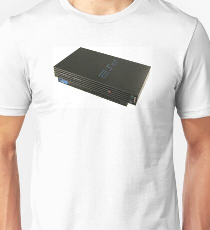 Playstation 2 (PS2) Unisex T-Shirt