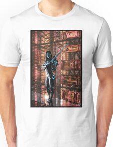 Cyberpunk Painting 061 Unisex T-Shirt