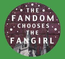The Fandom Chooses the Fangirl Kids Clothes