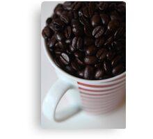 More Coffee .........??? Canvas Print
