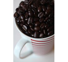 More Coffee .........??? Photographic Print