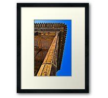 Chehel Sotoun - 40 Columns Palace - Esfahan - Iran Framed Print