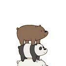 We Bare Bears by Booky1312