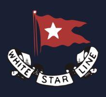 White Star Line (Titanic) by Conor MacCaffrey