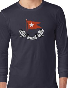White Star Line (Titanic) Long Sleeve T-Shirt