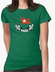 White Star Line (Titanic) Womens Fitted T-Shirt