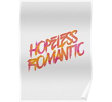 Hopeless Romantic Poster
